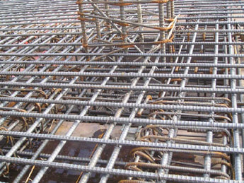 Con Quip offer custom rebar fabrication with assembly, full time estimators that can provide detailed shop drawings